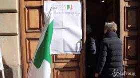 Torino, tra gli elettori delle primarie Pd