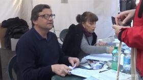 """Primarie Pd, Calenda scrutatore: """"Un buon modo di fare politica, da domani a lavoro per le Europee"""""""