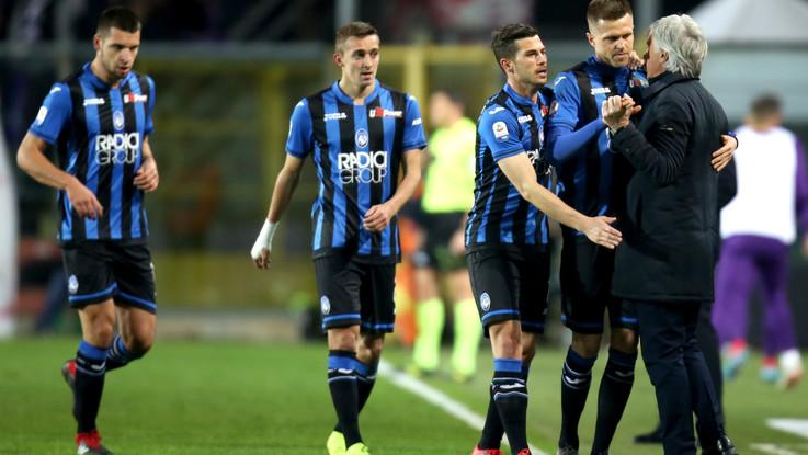 Serie A, Atalanta si rimette in marcia per Europa: tris-show alla Viola