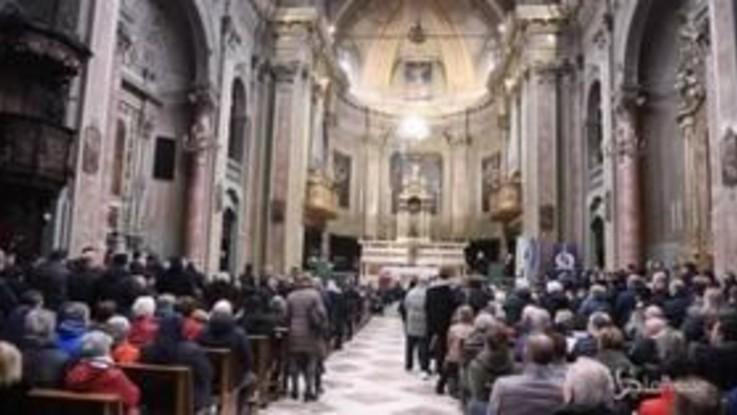 Messa per Astori: il ricordo del capitano della Fiorentina