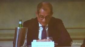 """Tria: """"L'Italia tornerà a crescere, eliminare incertezze sugli investimenti per le infrastrutture"""""""