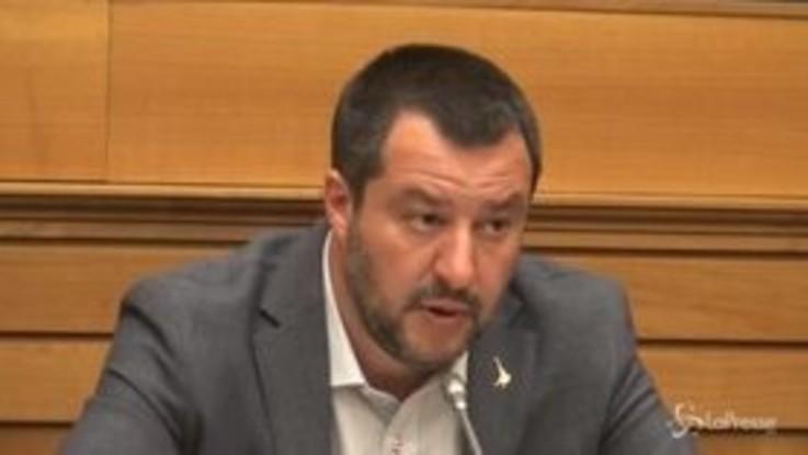 """Salvini: """"Accordo fatto sulla legittima difesa, a marzo sarà legge"""""""