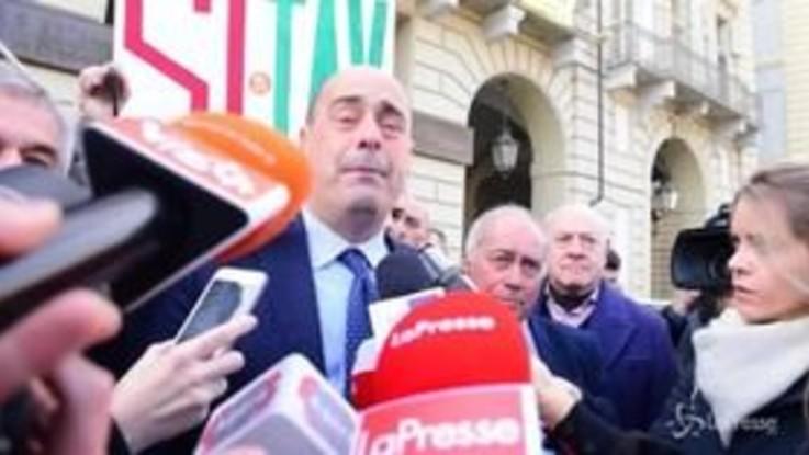 """Tav, Zingaretti vede Chiamparino: """"Primo atto importante da segretario del Pd"""""""