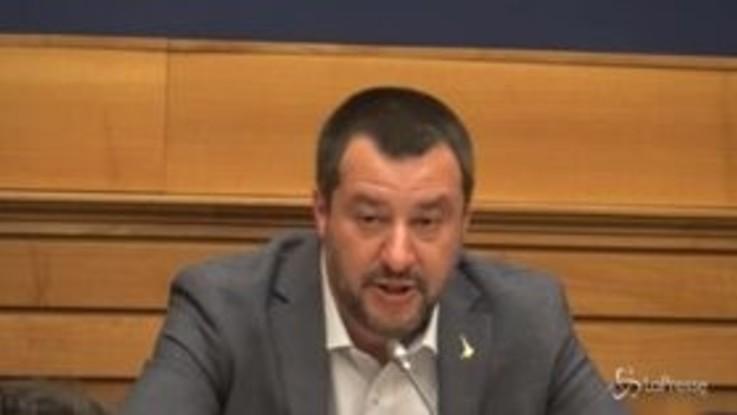"""Salvini replica a Orfini: """"A lui lascio i numeri, io mi tengo i voti"""""""