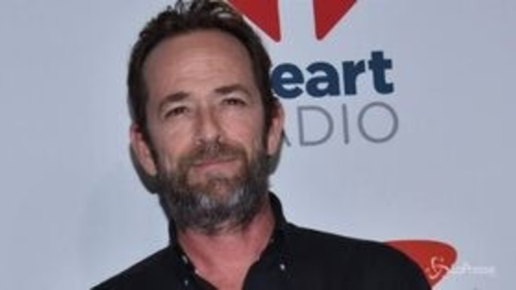 Addio a Luke Perry, il Dylan di 'Beverly Hills 90210'