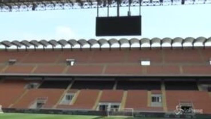 Milan e Inter, il nuovo stadio pronto entro il 2023