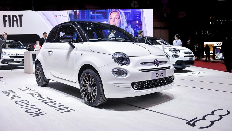 Fiat 500L 120° ©