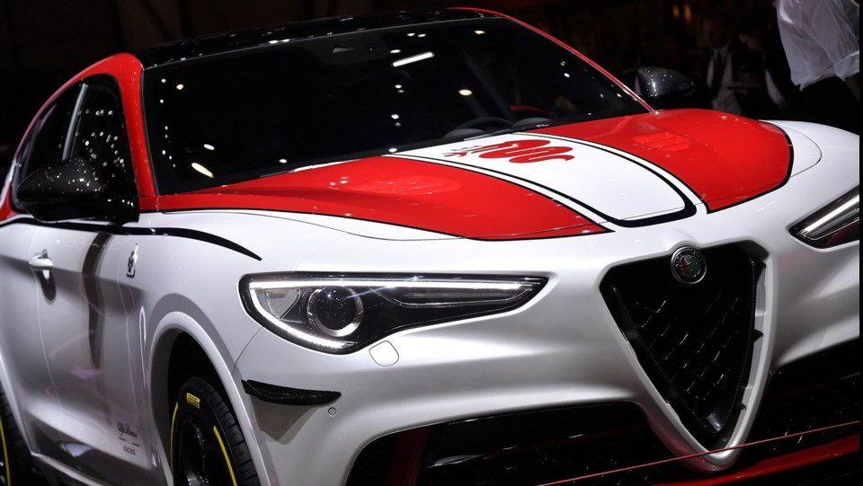 Nuove Alfa Romeo Giulia e Stelvio Racing ©