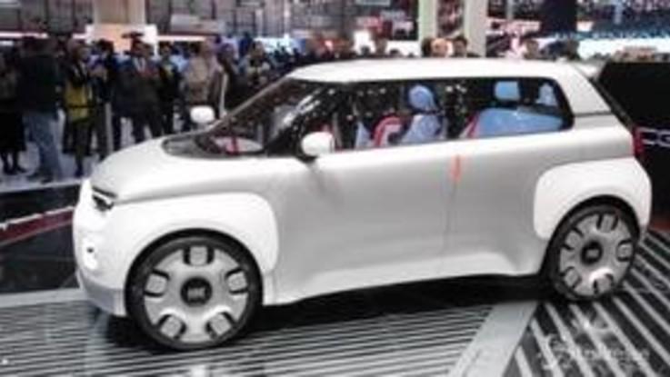 """Esordio per la Fiat Concept Centoventi, Francois: """"La macchina elettrica accessibile a tutti"""""""