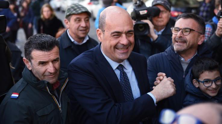 Pd, europee e segreteria le priorità di Zingaretti. Ipotesi Zanda tesoriere