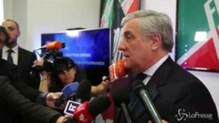 """Tav, Tajani: """"Venerdì sarà il giorno della verità, comunque vada italiani sconfitti"""""""