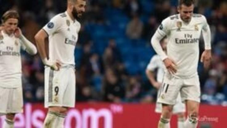 Ottavi di Champions, Real travolto ed eliminato dall'Ajax, stasera la Roma