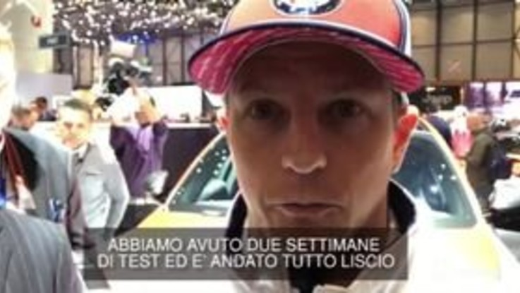 """F1, Raikkonen: """"Test positivi, ma dobbiamo migliorare"""""""