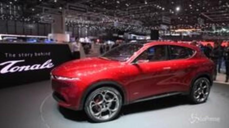 A Ginevra Alfa Romeo al centro della scena