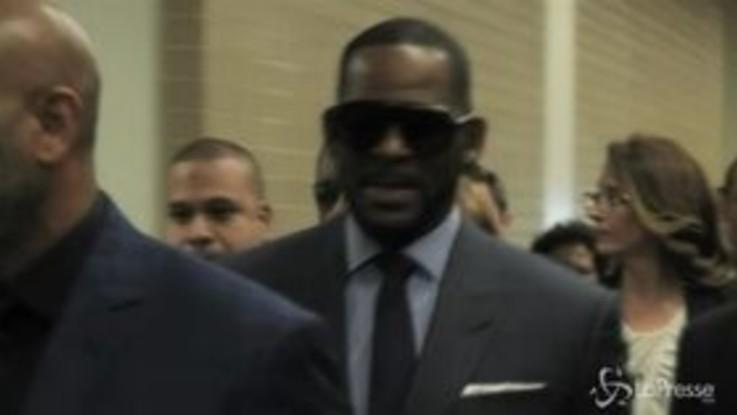 R.Kelly torna in carcere per il mancato pagamento degli alimenti