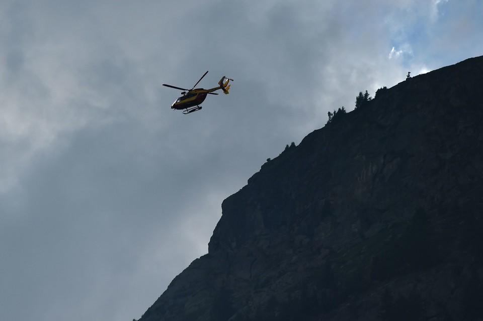 Recuperati due alpinisti bloccati sul Monte Bianco