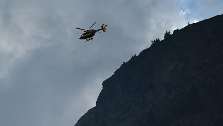 Due alpinisti bloccati sulla Tour Ronde, intervento in corso sul Bianco
