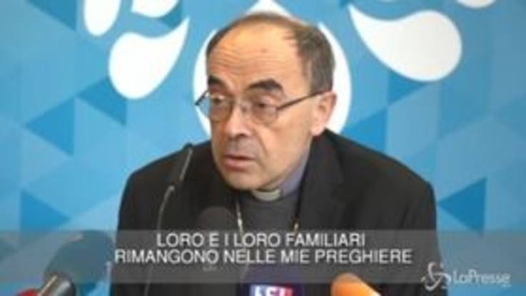 """Coprì abusi, cardinale di Lione Barbarin condannato: """"Mi dimetto"""""""