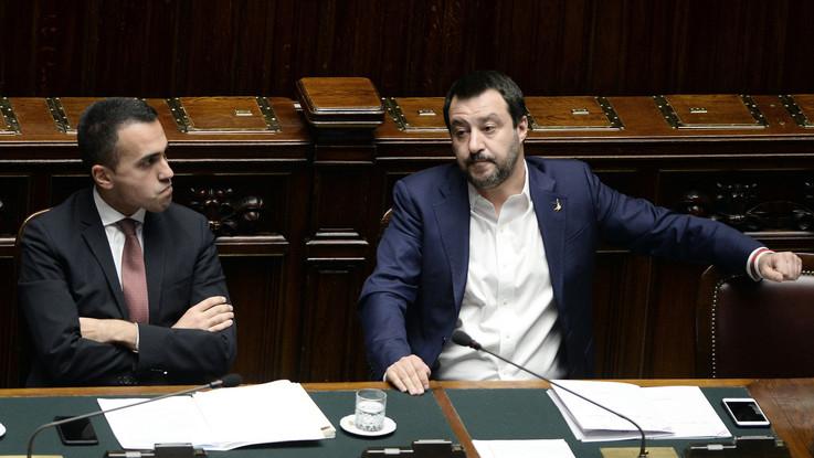"""Tav, Salvini: """"Non fermiamola"""", Di Maio: """"Sei irresponsabile, sono sbalordito"""""""