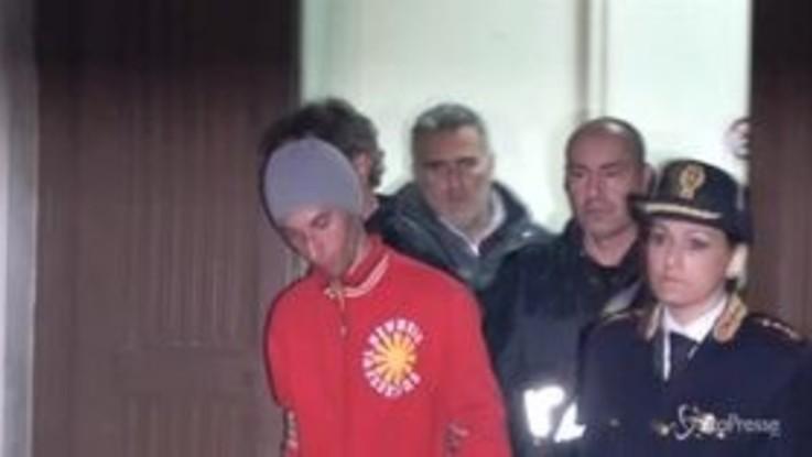 Femminicidio a Messina, ecco l'omicida dopo l'interrogatorio