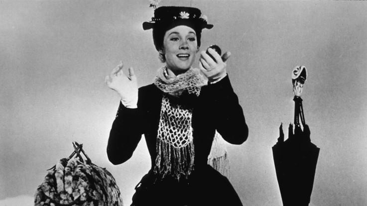 Venezia76, da 'Mary Poppins' al Leone d'oro: premio alla carriera a Julie Andrews