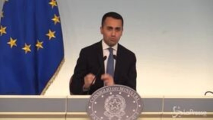 """Tav, Di Maio: """"Non si può mettere a rischio governo per un punto nel contratto"""""""