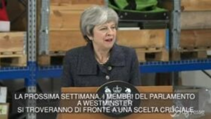 """May a deputati Gb: """"Se votate no all'accordo potremmo non lasciare la Ue"""""""