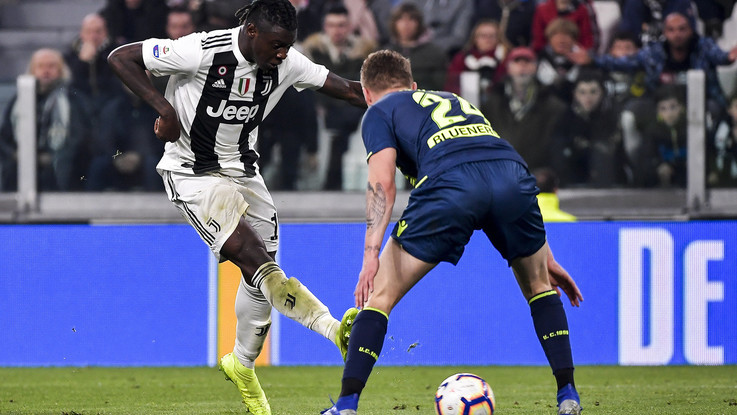 Serie A, Juventus-Udinese 4-1 - Il fotoracconto