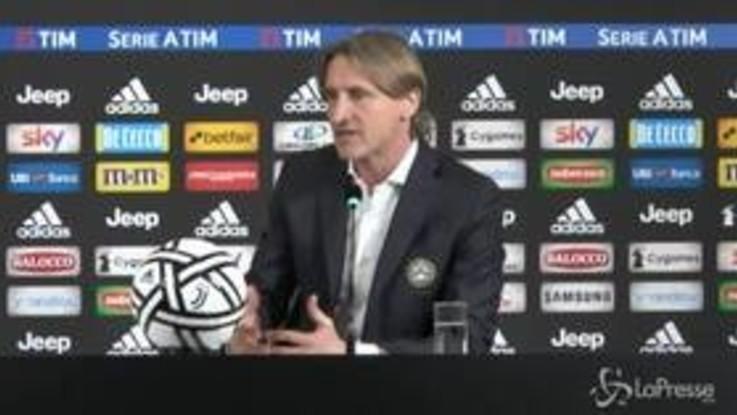 "Udinese, Nicola: ""Troppi errori tecnici e tattici"""
