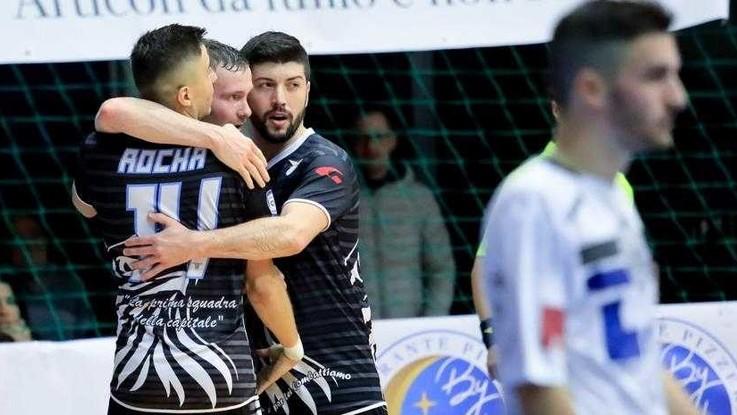 Calcio a 5, Serie A: la Lazio batte il Latina nel derby salvezza