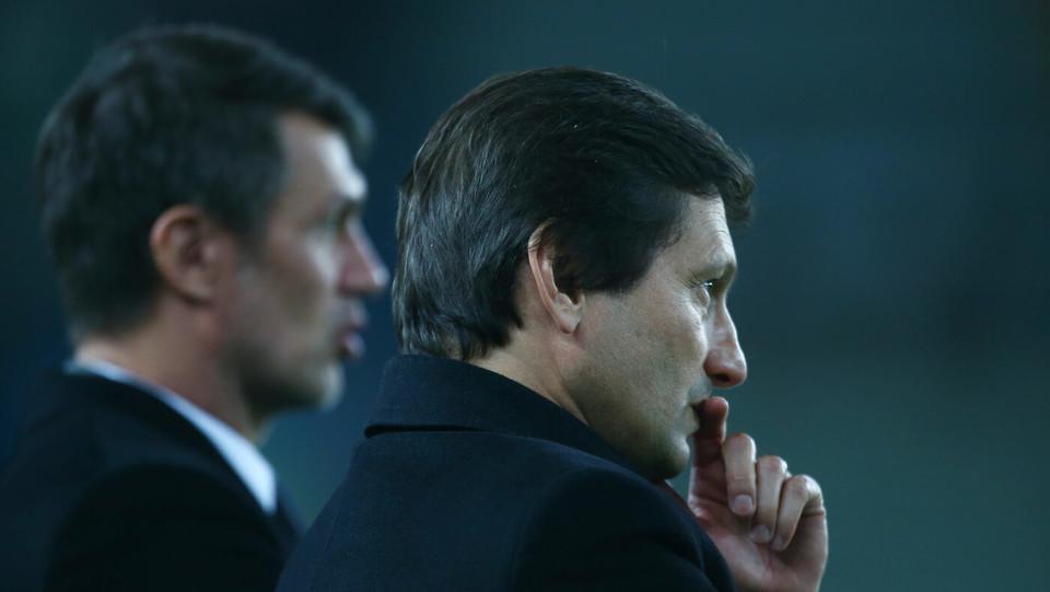 Maldini e Leonardo, il loro Milan sale in classifica ©