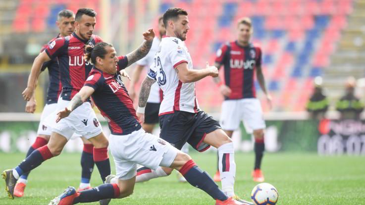 Serie A, Bologna-Cagliari 2-0   Il fotoracconto