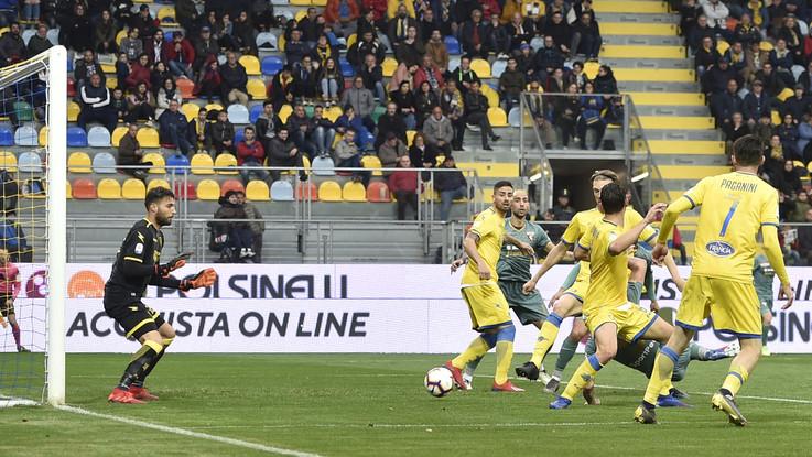 Serie A, Belotti ribalta il Frosinone, il Torino vede la Uefa: 1-2