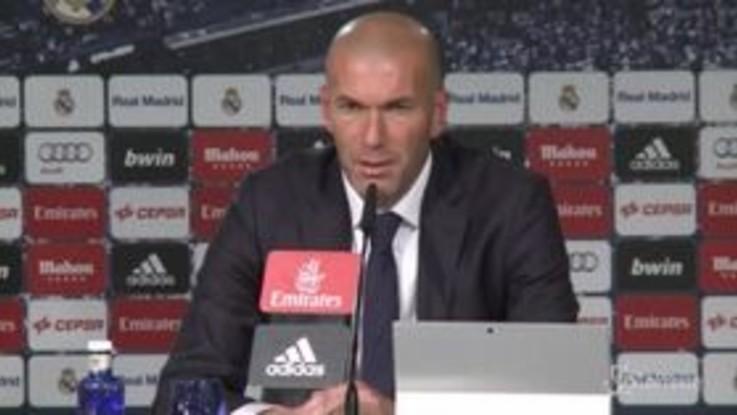Real Madrid, ufficiale il ritorno di Zidane in panchina