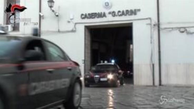 Palermo, colpo al mandamento di Porta Nuova