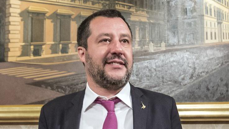"""Salvini carica la Lega: """"Siamo il primo partito, saremo riferimento in Ue"""""""