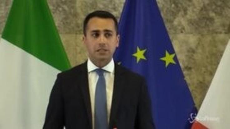 """Via della Seta, Di Maio: """"Non è occasione per nuove alleanze, ma opportunità per nostro export"""""""