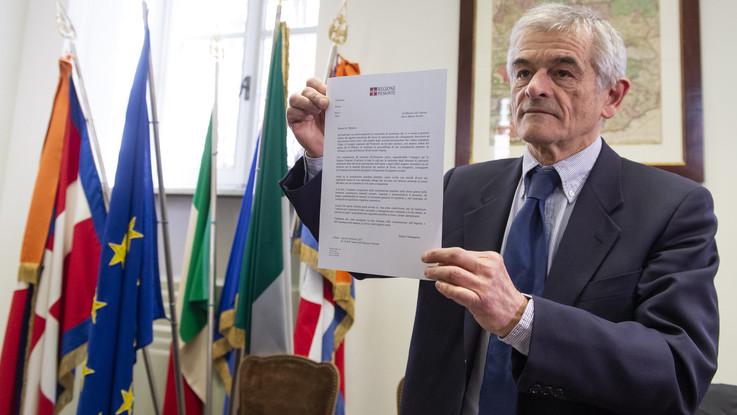 """Tav, Chiamparino chiede la """"consultazione popolare"""". Conte: """"Non ci sono strumenti per un referendum"""
