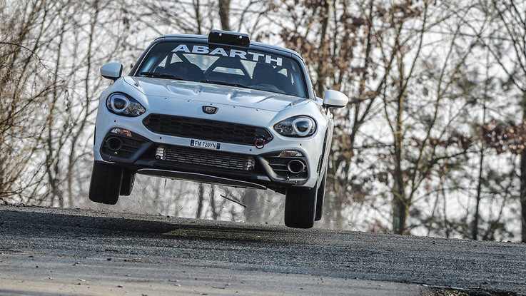 Abarth 124 Rally, pronta l'edizione 2019