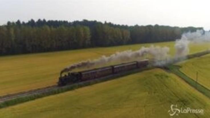 Treni storici in Piemonte: presentato il programma 2019