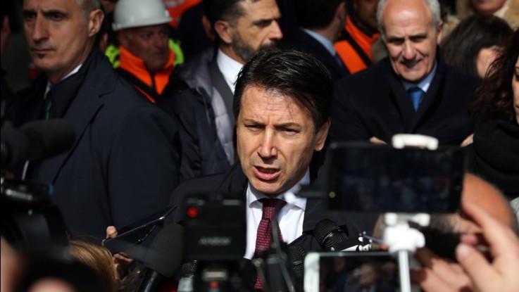 """Nuova Via della Seta, Conte: """"Scelta economica compatibile con l'Alleanza atlantica"""""""