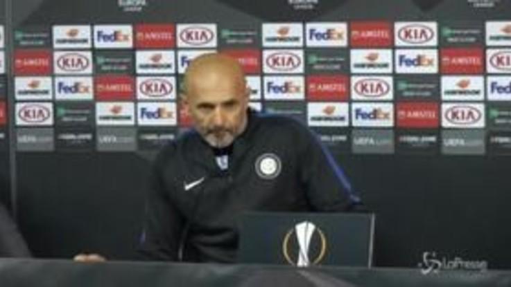 """Inter, Spalletti: """"Le partite le vincono quelli che ci sono, mediocre chi non capisce il momento"""""""