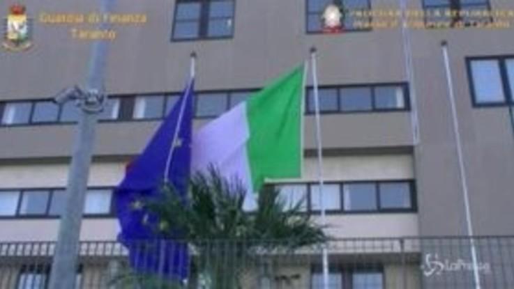 Taranto, arrestato per corruzione l'ex presidente della Provincia