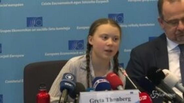 Cambiamento climatico, Greta Thunberg proposta per il Nobel per la Pace
