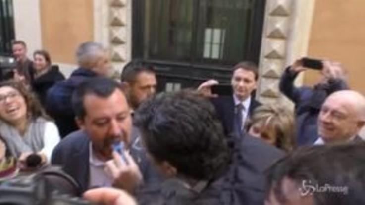 """Salvini fa il test antidroga, è negativo: """"Ho altri vizi che tengo per me"""""""