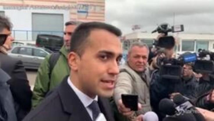 """Via della Seta, Di Maio: """"Totale accordo nel governo e assenso del Quirinale"""""""