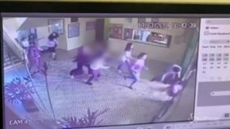 Brasile, le immagini della sparatoria nella scuola di Suzano