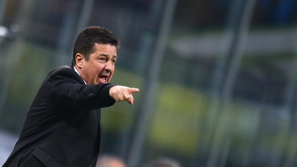 Hutter, mister dell'Eintracht ©