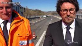 """Toninelli su viadotto della A24: """"Stato vigilante non solo delle carte ma anche delle infrastrutture"""""""