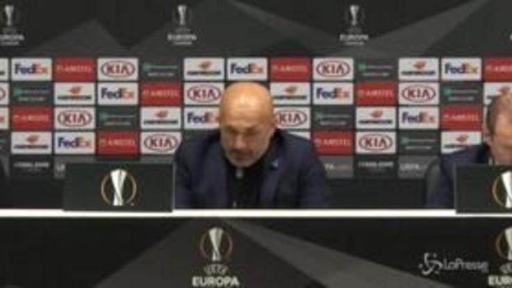 """Inter, Spalletti: """"Ci siamo innervositi subito"""""""